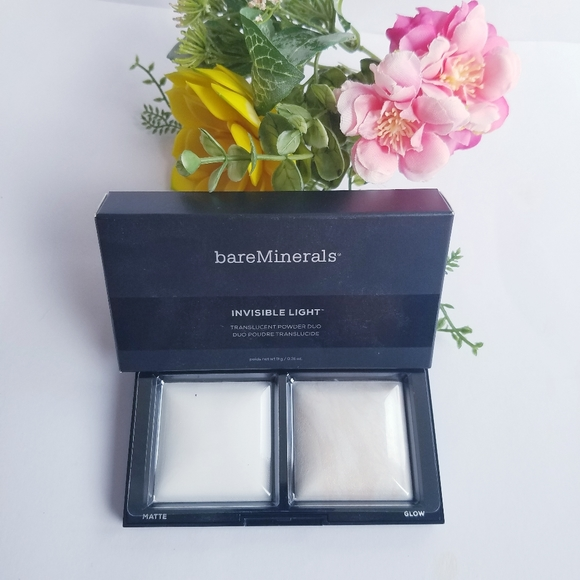 bareMinerals Other - Bareminerals Invisible Light Powder Duo NWT
